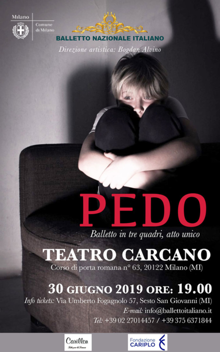 Pedo - balletto in tre quarti | Teatro Carcano