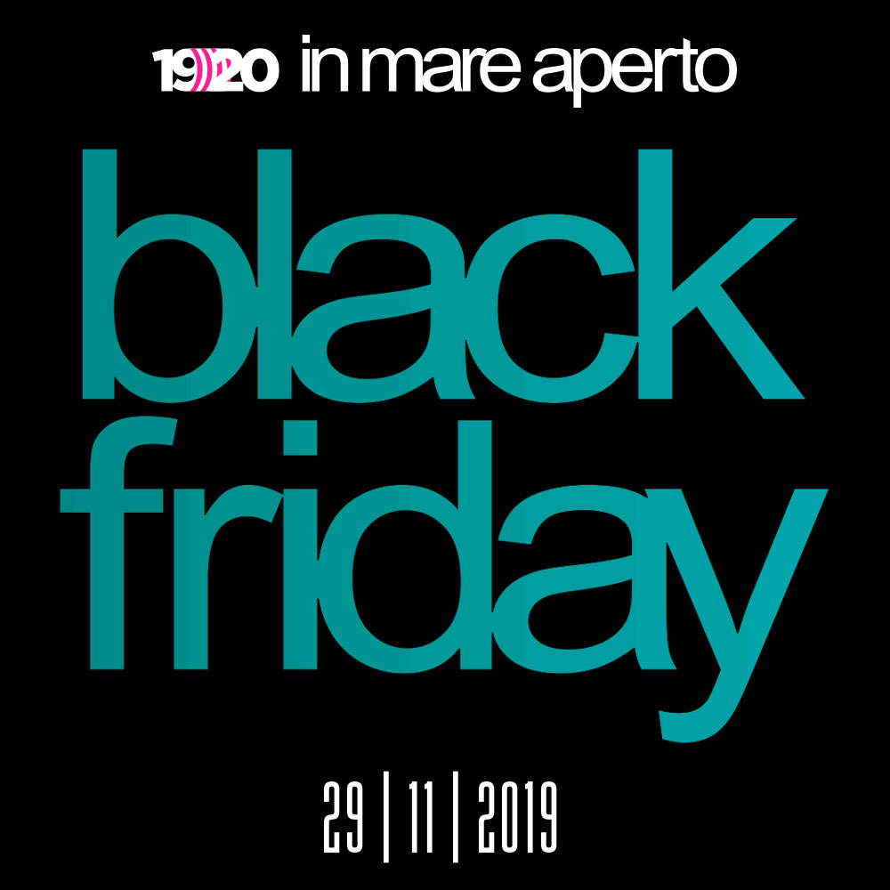Black Friday 2019 | Teatro Carcano