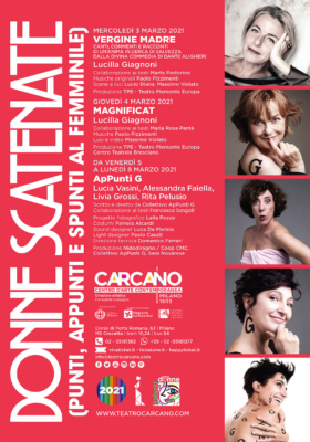 Donne Scatenate | Teatro Carcano